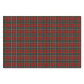 Maclean Tartan schottisches modernes MacLean von Seidenpapier