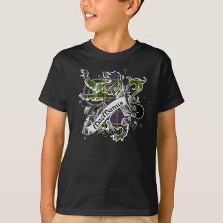 MacManus Tartan-Löwe T-Shirt