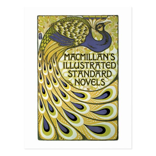 MacMillans Pfau-Ausgabe Postkarten