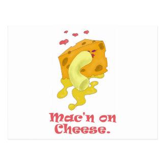 Mac'n auf Käse Postkarten