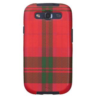 Macnab schottischer Tartan Samsung rufen Fall an