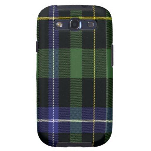 MacneilScottish Tartan Samsung rufen Fall an Etui Fürs Galaxy S3