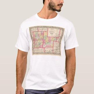 Macoupin, Montgomery-Landkreise T-Shirt