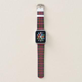 MacPherson-Clan-kariertes Apple-Uhrenarmband Apple Watch Armband