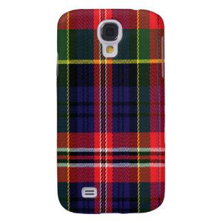 Macpherson schottischer Tartan Apple rufen Fall an Galaxy S4 Hülle