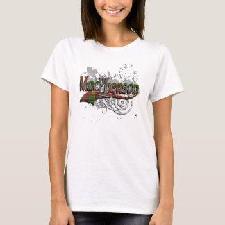 MacPhersontartan-Schmutz T-Shirt