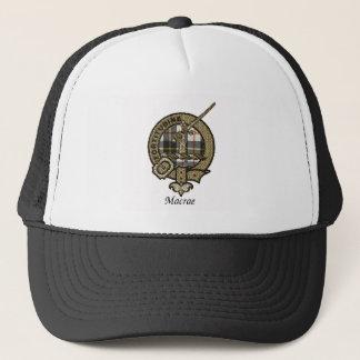 Macrae Clan-Wappen Truckerkappe