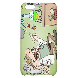 Mad Scientist iPhone 5C Cases