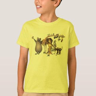 Madagaskar-Freunde T-Shirt