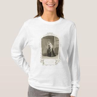 Madame Celeste als die Prinzessin Katherine, Sc T-Shirt