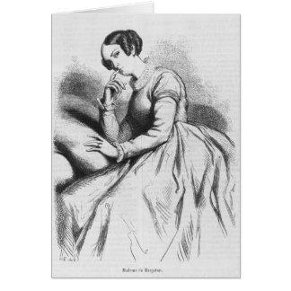 Madame de Bargeton Karte