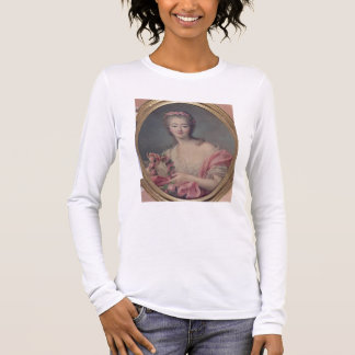 Madame du Barry, 1770 Langarm T-Shirt