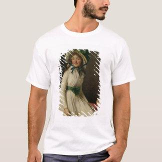 Madame Pierre Seriziat mit ihrem Sohn, Emile T-Shirt