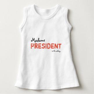 Madame Präsident Baby/Kleinkind-Kleid Kleid