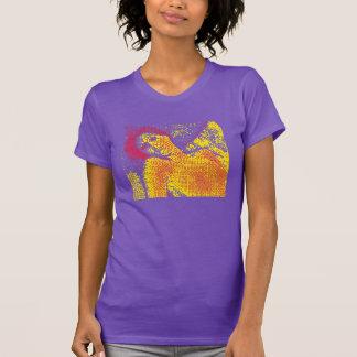 Mädchen 8bit t-shirt