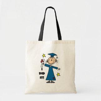 Mädchen-Absolvent Tasche