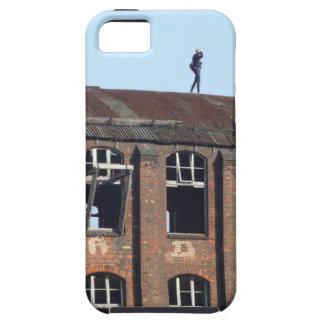 Mädchen auf dem Dach 02,2, verlorene Plätze Schutzhülle Fürs iPhone 5