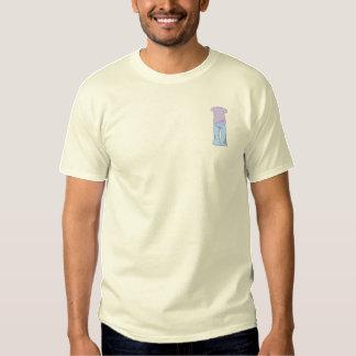 Mädchen-Ausstattung Besticktes T-Shirt