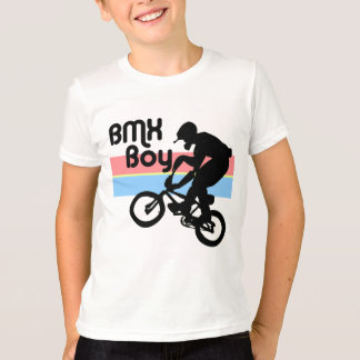Mädchen BMX Jungen-/BMX T-Shirt