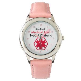 Innovative Smartwatch für Menschen mit Diabetes