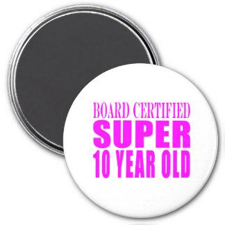 Mädchen geburtstage b certified super zehn jährig