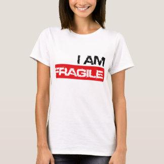 Mädchen-iamfragile T-Shirt
