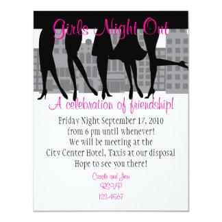 Junggesellinnen-Abschieds Einladungen