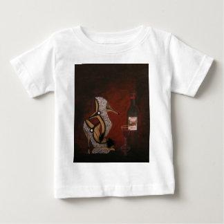Mädchen-Nacht Out.jpg Baby T-shirt