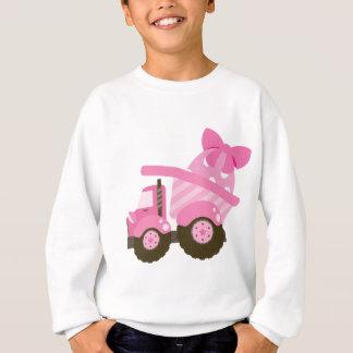 Mädchen-niedliche Ostern-Ausstattung Sweatshirt
