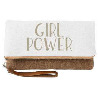 Mädchen-Power Clutch