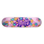 Mädchen-PowerSkateboard Personalisierte Skateboarddecks