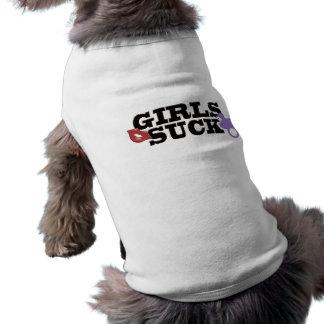 Mädchen sind zum Kotzen Lippen und Schnuller Shirt