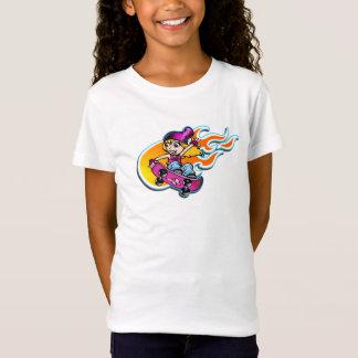 Mädchen Sk8 T-Shirt
