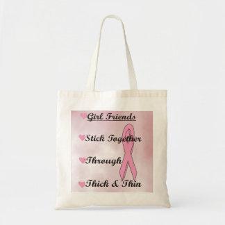Mädchen-Stock zusammen Taschen