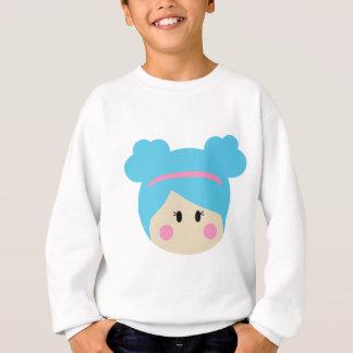 Mädchen-Sweatshirt - Bebe Puppen-Sammlung Sweatshirt