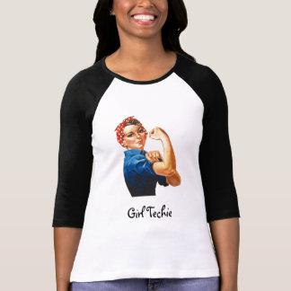 Mädchen Techie Shirts