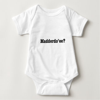 Madderdoee Baby Strampler