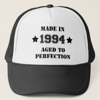Made in 1994 - Aged to perfection Truckerkappe