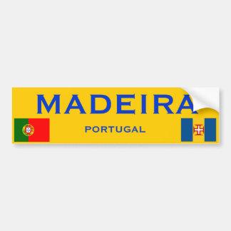 Madeira* Autoaufkleber