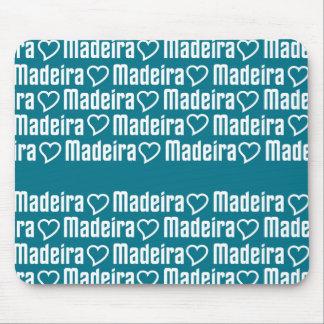Madeira mousepad, fertigen besonders an mousepads