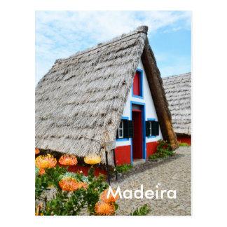 Madeira Postkarte