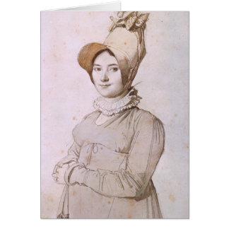 Madeleine Chapelle 1813 Grußkarte