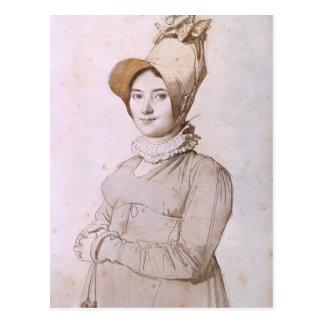 Madeleine Chapelle 1813 Postkarte