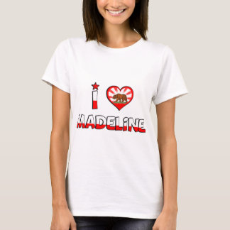 Madeline, CA T-Shirt