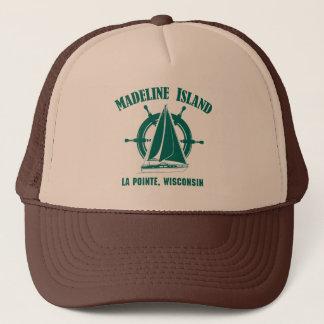 Madeline-Insel-Hut Truckerkappe