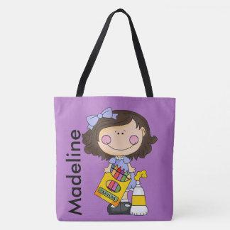 Madeline-Liebe-Zeichenstifte Tasche