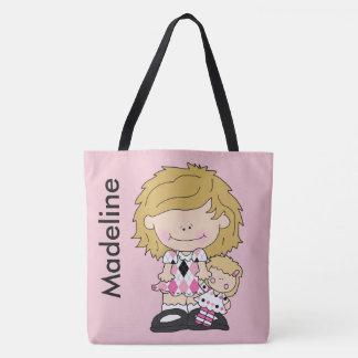 Madeline personalisierte Geschenke Tasche