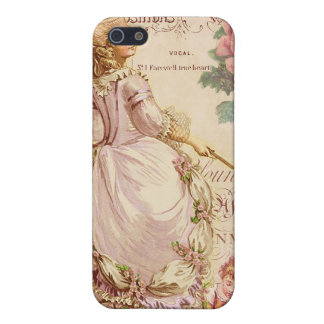 Mademoiselle-Couturen iPhone 5 Schutzhülle