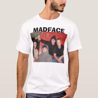 madface3, MADFACE T-Shirt