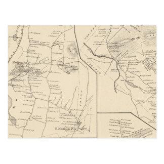 Madison, Effingham Postkarte